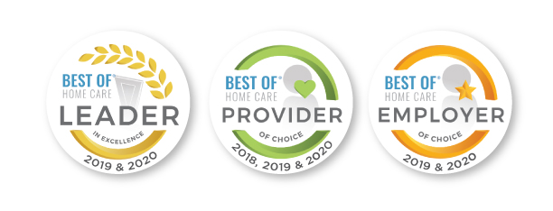2020 Best of Home Care Awards