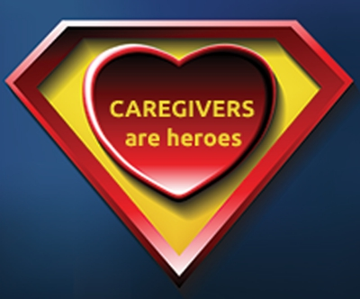 Caregivers Are Superheroes