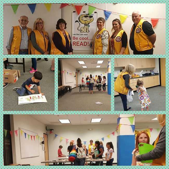 Lions Club Reading Action Program
