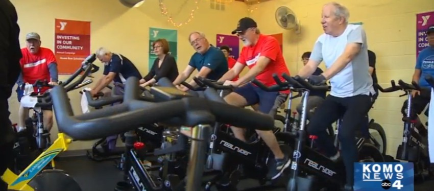 Pedaling for Parkinsons