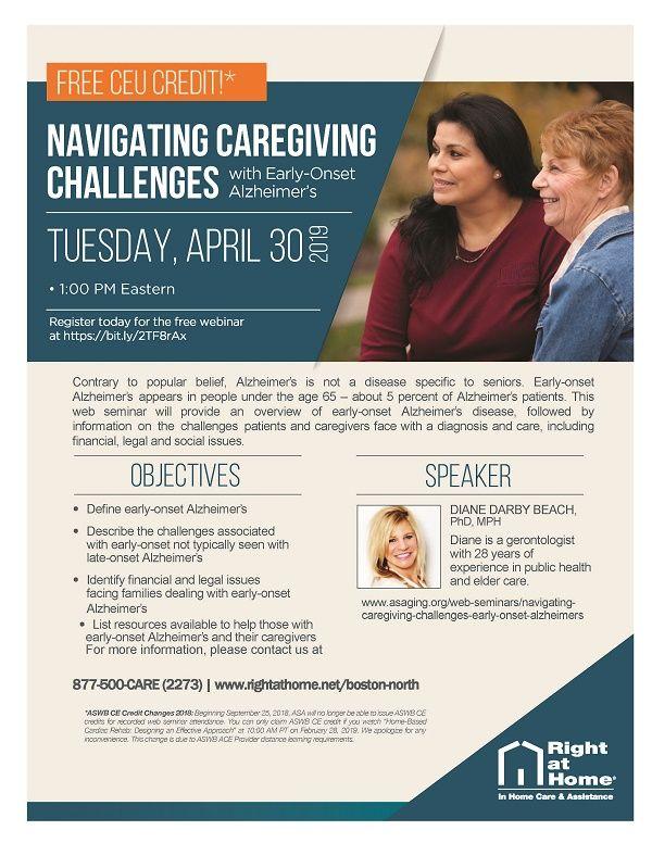 Navigating Caregiver Challenges Alzheimers