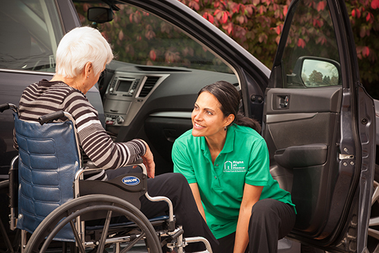 transportation senior care