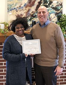 Caregiver of the Month December 2019