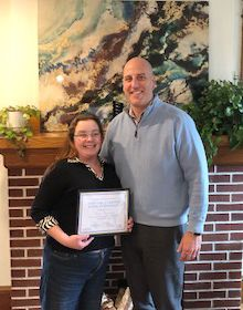 Caregiver of the Month of November 2018