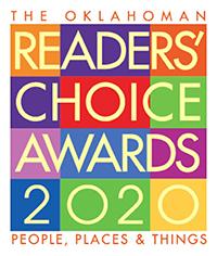 The Oklahoman Reader's Choice 2020