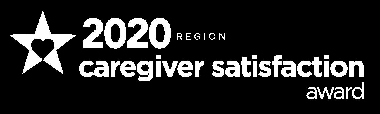2020 Caregiver Satisfaction Award