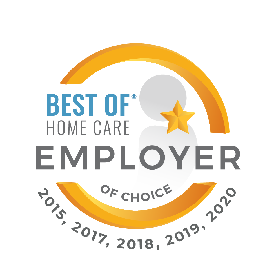Home Care Pulse Employer of Choice Logo