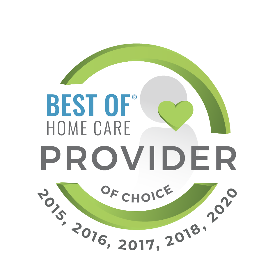 Home Care Pulse Provider of Choice Logo