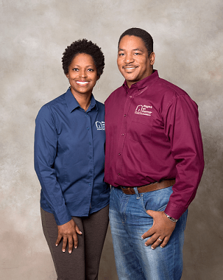 Dr. Nicole Ross and Mark Ross, Owners of Right at Home East Atlanta and Right at Home South Atlanta
