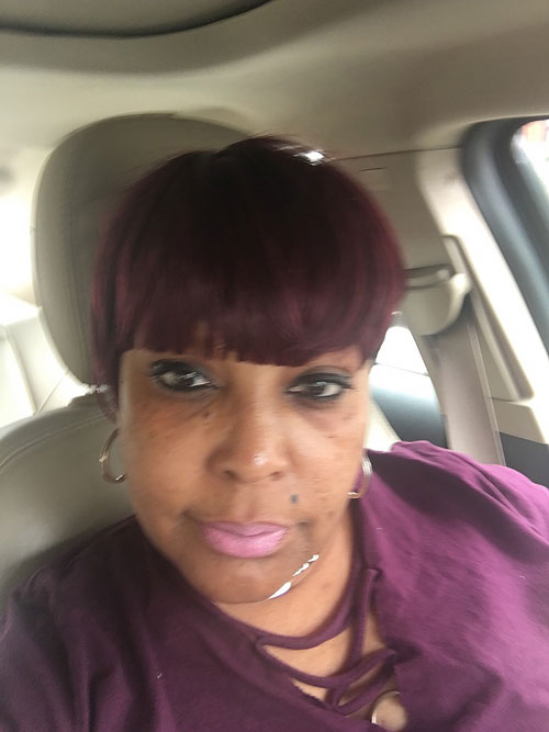 August 2018 Caregiver of the Month Lisa Brown