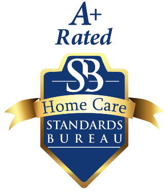 Rated A+ by the Home Care Standards Bureau
