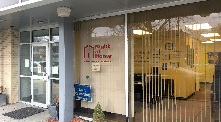 Right at Home Oak Park Chicago Office