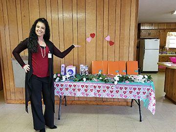 Senior Valentine