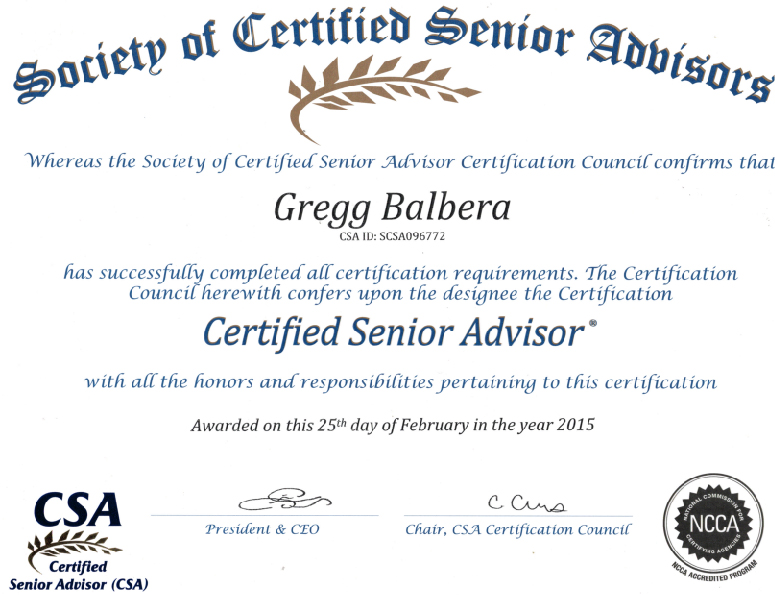 Certifications and Awards | Right at Home | Smithtown, NY