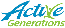 Active Generations Logo
