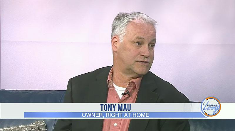 Tony Mau on KELO TV