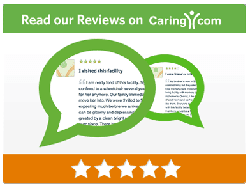 Caring.com Review Badge