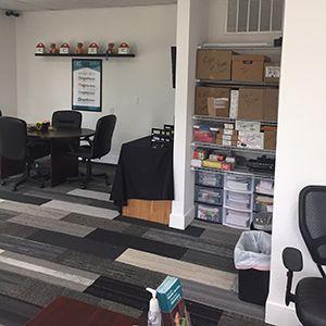 New Brenham Office Room