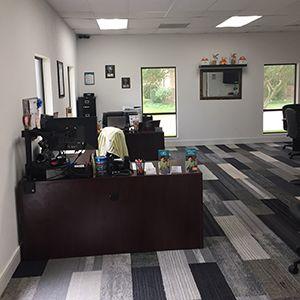 New Brenham Office Desk