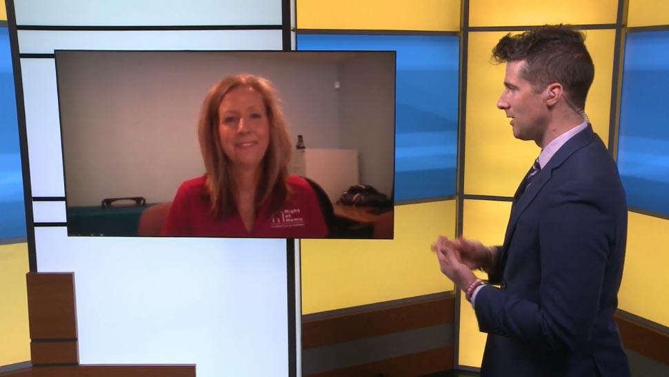 Stephanie Humphries Iowa's News Now July 22nd 2020