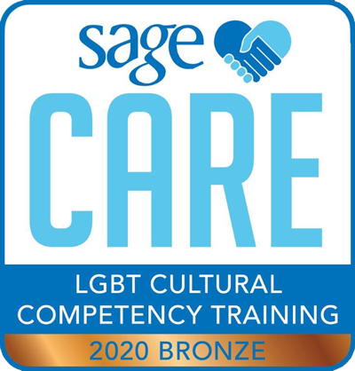 Sage Care Badge
