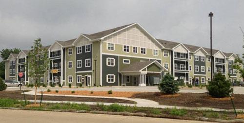 Legacy Manor Cedar Rapids