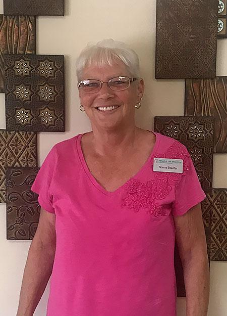 Donna Beachy Care Supervisor