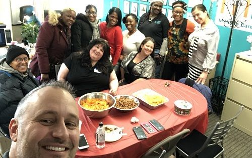 annual caregiver appreciation celebration