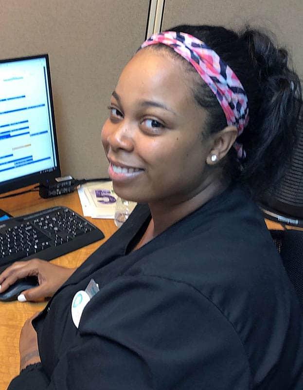"""Velisha """"Leelee"""" Sellers - Client Care Coordinator"""