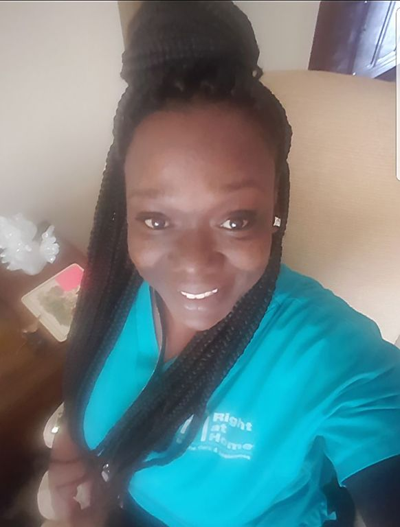 CAREGIVER OF THE MONTH MARCH 2019