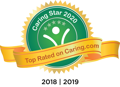 Caring Star 2018, 2019, 2020