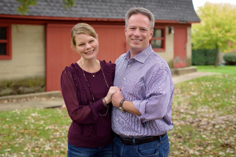 Marc and Kristin Sokol