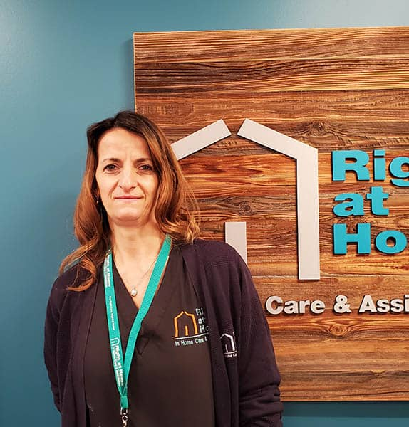 Ioana Coltea, RN, Nurse Supervisor of Right at Home Boston and North