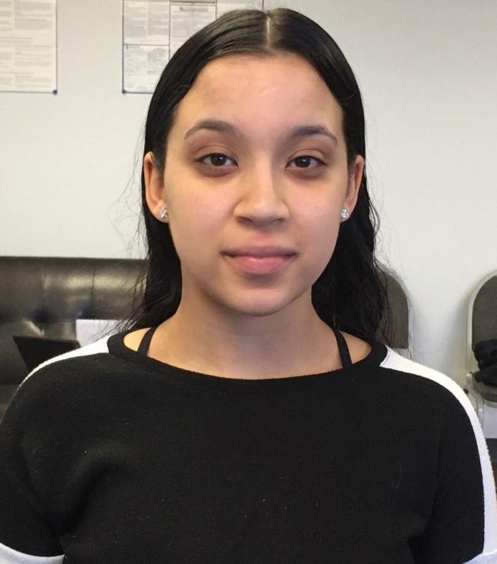 Caregiver Alexis Tavarez