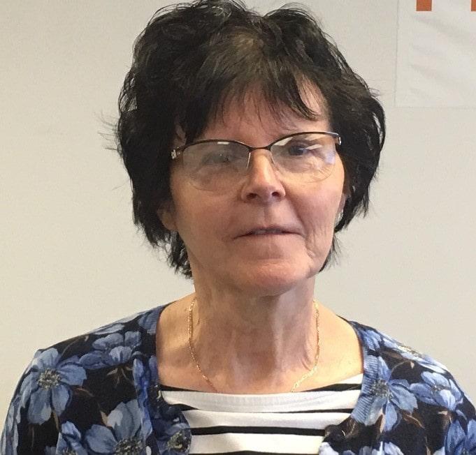 Caregiver Anna Clawson