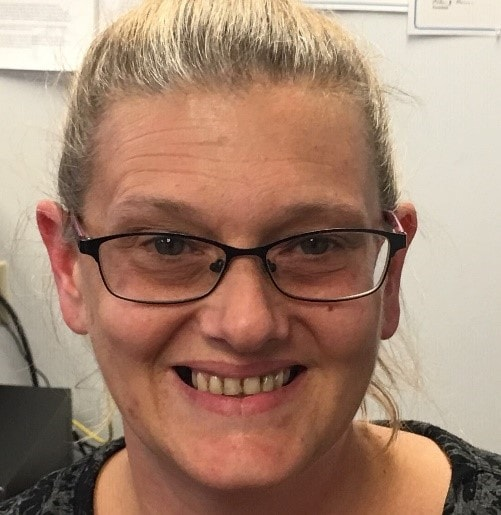 Caregiver Carlie Kroboth