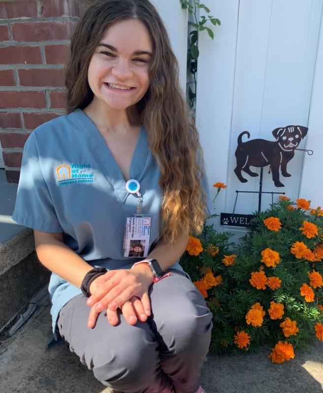 Our Hero Caregiver, Emily