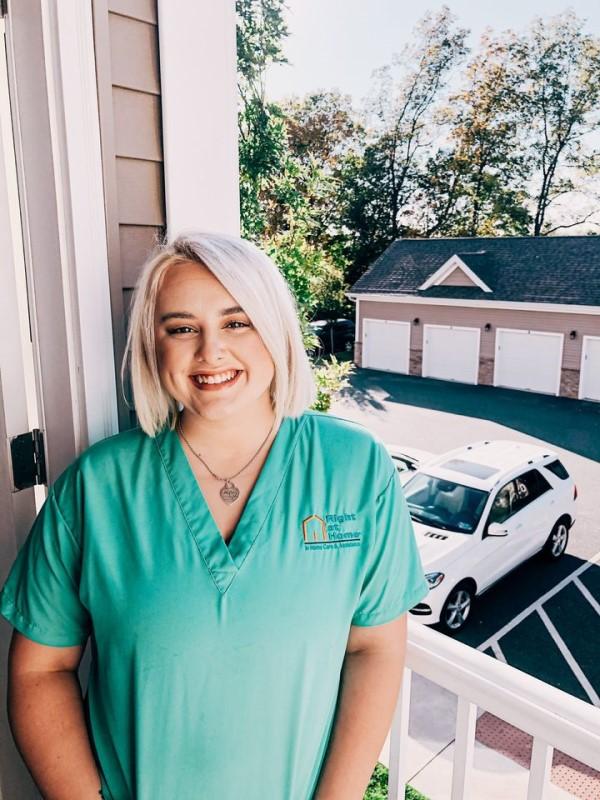 Our Hero Caregiver, Kelcie