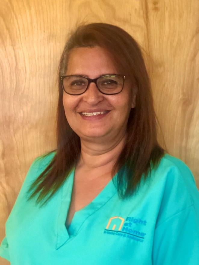 Caregiver Maria Rodriguez
