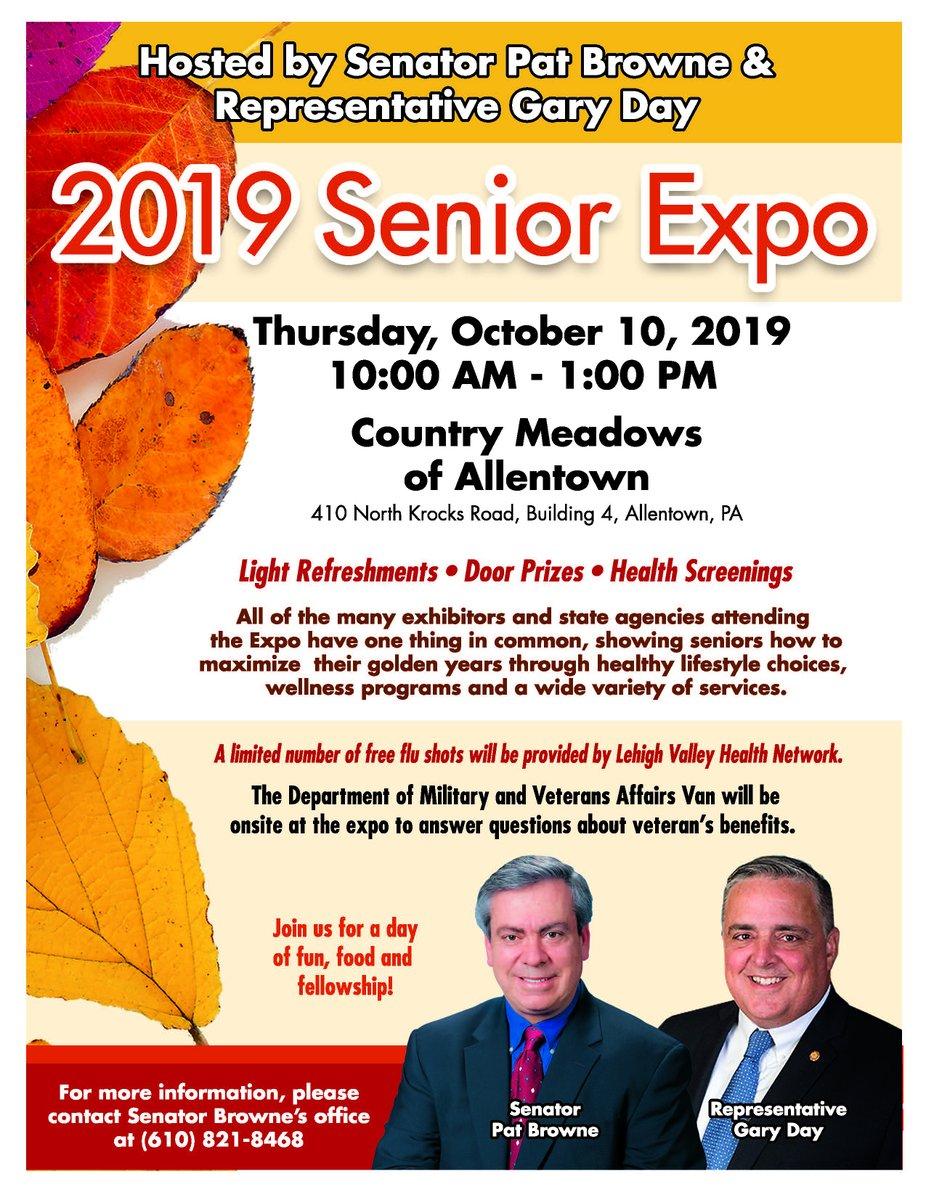 2019 Senior Expo