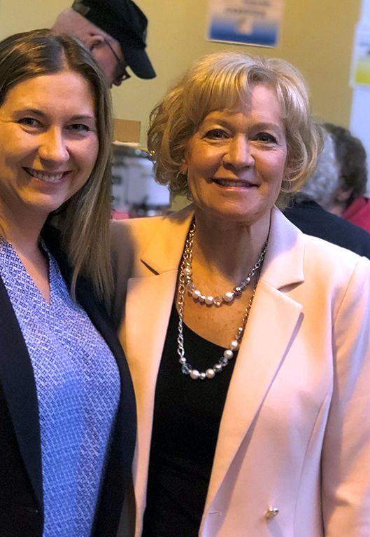 State Senator Lisa M. Boscola