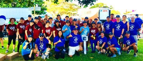 Hawaii Meals on Wheels Charity Walk and Eat