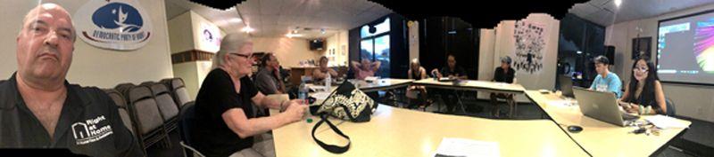 Kupuna Caucus Meeting