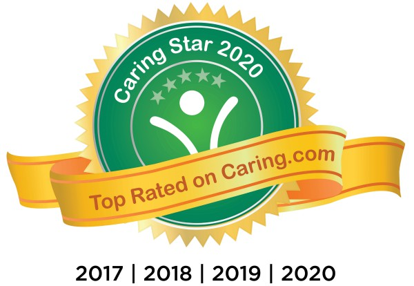 Winner 2020 Caring Super Star Award