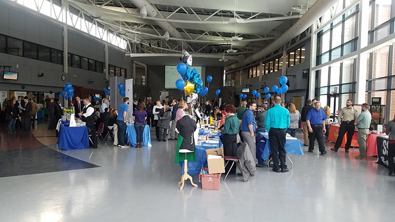 Cvcc Job Fair Event Right At Home Cleveland Southwest
