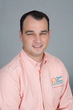Neal Gaudet, Owner/President Right at Home Mobile