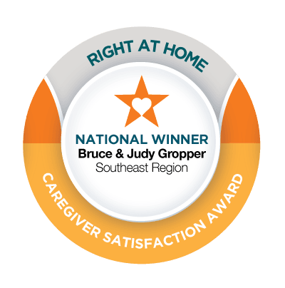Caregiver Satisfaction Award Logo