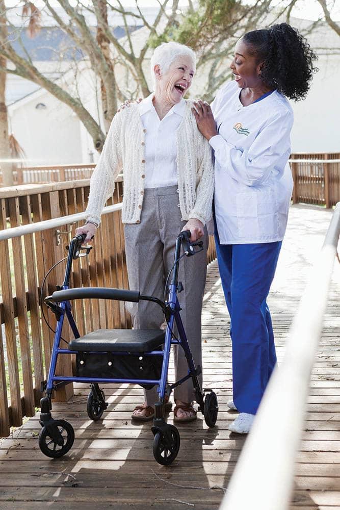 Palm Beach brain injury in-home care service