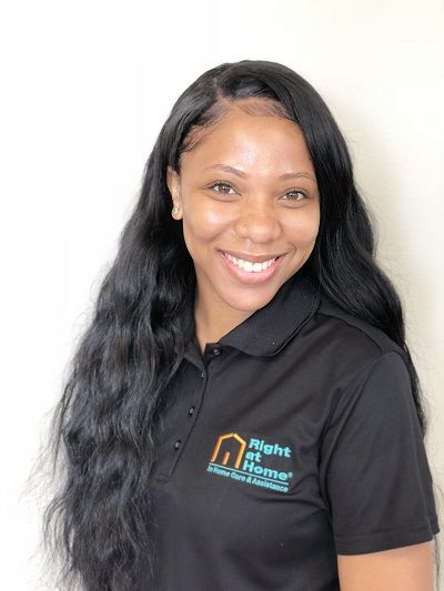 Andrea Mack Director of Client Services Right at Home Palm Beach