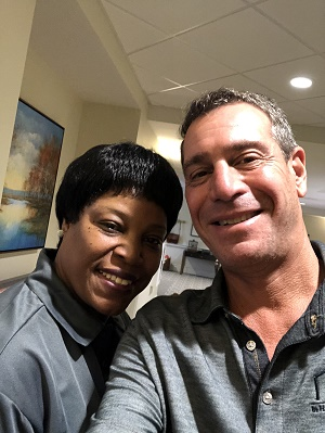 Right at Home Palm Beach Senior Care June 2018 Caregiver of the Month